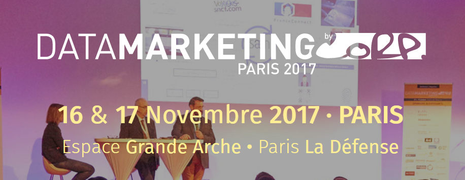 invitation au salon data marketing paris le 16 novembre
